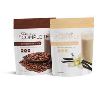 Juice Plus Complete Shakes