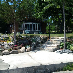 Gorgeous 3 Bedroom Cottage for Rent on Lower Beverly Lake