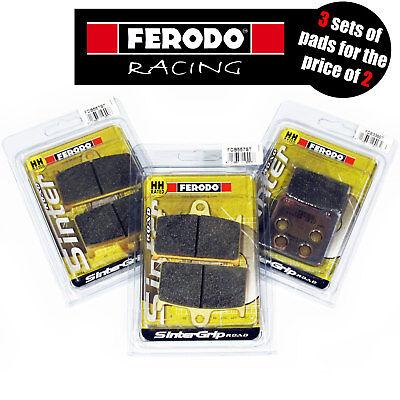<em>VICTORY</em> <em>CROSS COUNTRY TOUR</em> 2012 FULL SET FERODO SINTERED BRAKE PADS