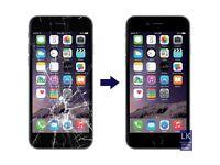 iPhone screen repair from £30