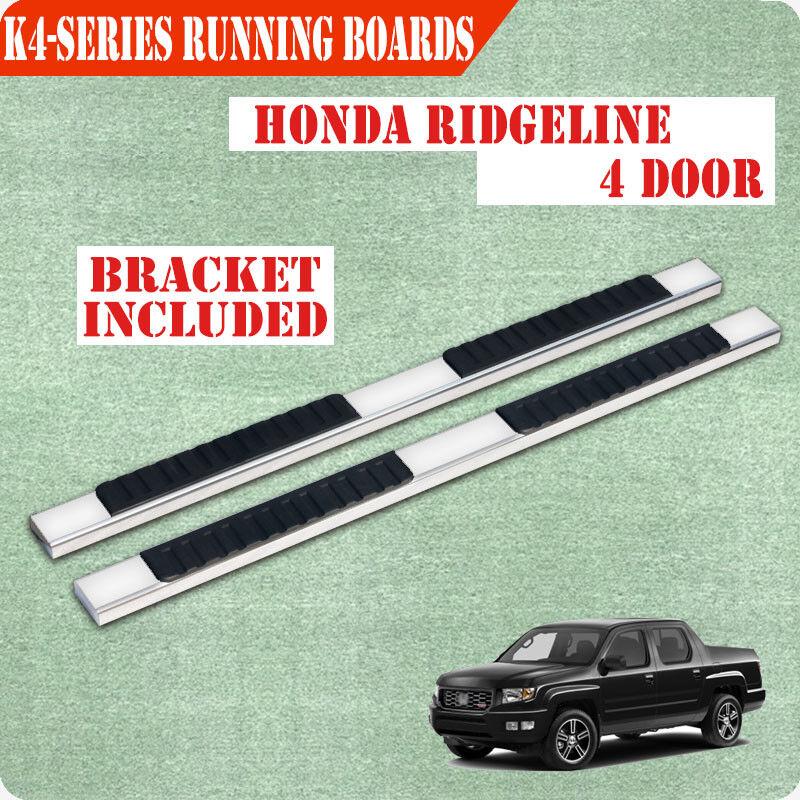 """For 17-18 Honda Ridgeline 5.5/"""" Side Step Running Board Nerf Bar Side Bar DW S//S"""