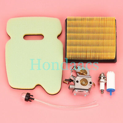 578243401 Carburetor For Husqvarna Partner K 750 K 760 Fuel Filter Tune Up Kit