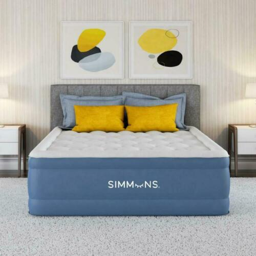 """Simmons Luxury 17"""" Rest Aire Air Mattress"""