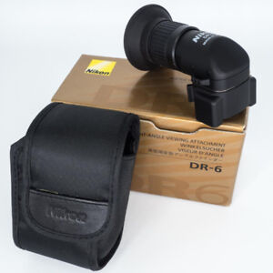 NIKON DR-6 RIGHT ANGLE FINDER