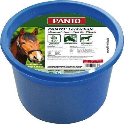 2 x 10kg Panto* Leckschale Mineralfuttermittel für Pferde