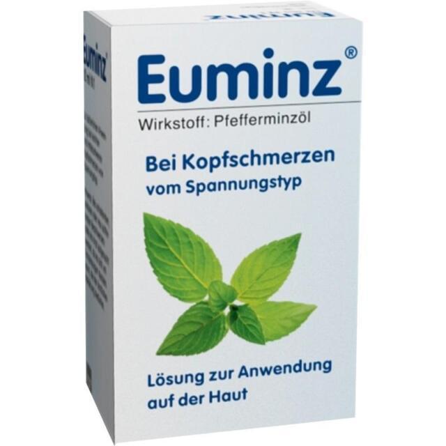 EUMINZ Loesung   10 ml   PZN8892222