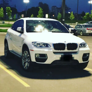 2013 BMW X6 35i  PACKAGE M-