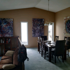 Timberlea furnished room for rentin large quiet house.