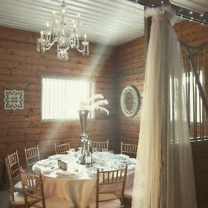 Rustic Wedding Venue located in Caledon