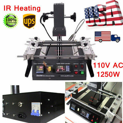 Ir Bga Rework Station Infrared Xbox 360 Ps3 Repair Soldering Welding Reballing