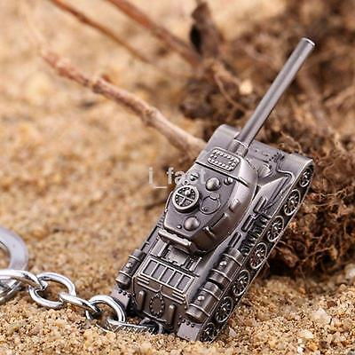 3D World of Tanks Key chain Metal Key Rings Car Key Rings for Christams Gifts US