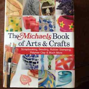 Michaels Book of Arts and Crafts