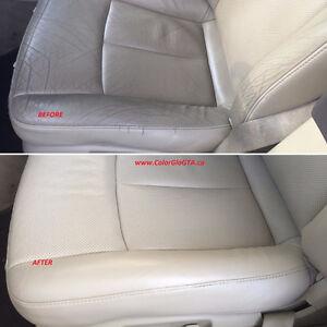 Car Seats Repair and Restoration