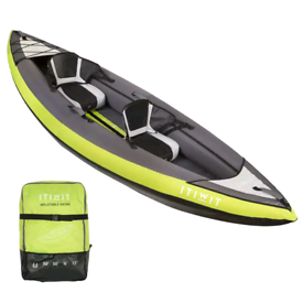 Inflatable kayak 2 person. Decathlon bought 2019