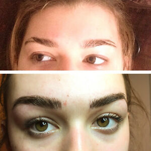 Microblading and Lash Extensions Cambridge Kitchener Area image 3