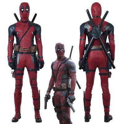 New Deadpool 2 Wade Wilson Cosplay - Wilson Kostüm