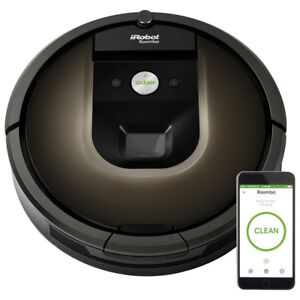BREND NEW iRobot Roomba 980 (Black)