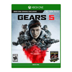 Trade my Gears 5 Physical copy for a digital Gears 5 Xbox ONE