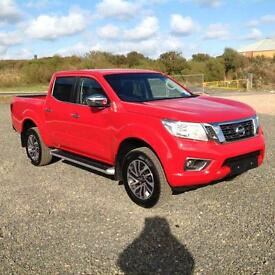 16 16 Nissan NP300 Navara 2.3dCi Double Cab 4WD Pickup N-Connecta