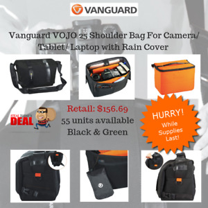 CAMERA BAG LIQUIDATION/CLOSOEUT