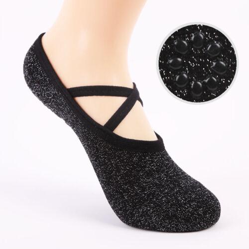 new sport yoga socks slipper women anti