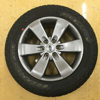 """Ford F150 Fx4 20"""" rim and tire P275/55R20 OEM"""