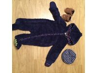 Baby Boy Clothes Bundle 6-12 mths