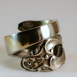 Spiral Spoon Ring