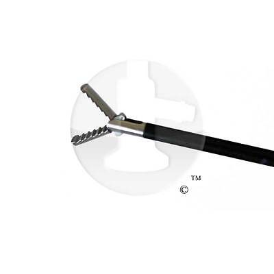 Intuit Endo 33cm X 5mm Endo Grasper Clickline Forceps Laparoscopic - New