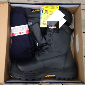 Baffin Classic Steel Toe Boots (Size 12)
