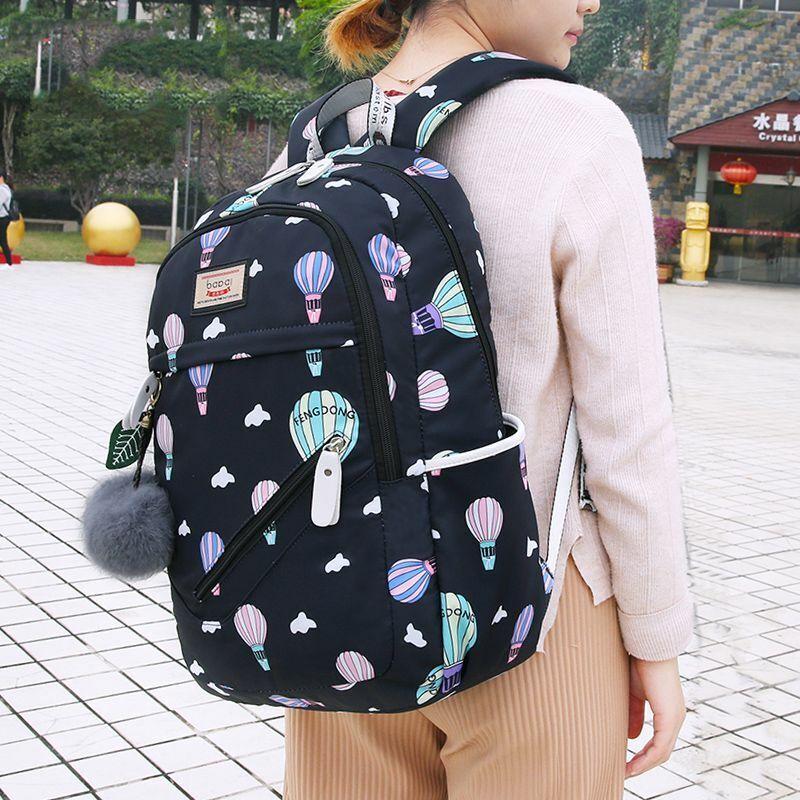 Cute School Bags For Teenage Girls School Backpack Korean St