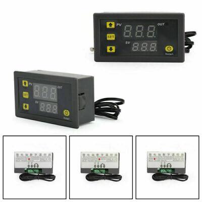 Stc-1000 Digital 1224220v Temperature Controller Thermostat Aquarium Sensor