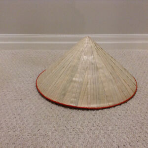 Vietnam Straw Bamboo Hat Kingston Kingston Area image 1