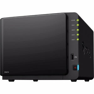 Synology DS414 4 bay NAS Kitchener / Waterloo Kitchener Area image 1