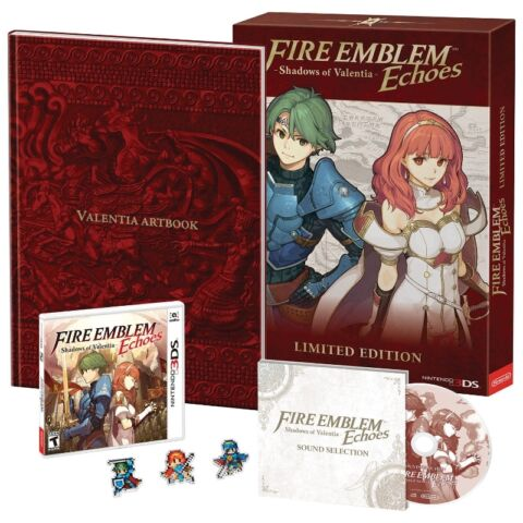 Fire Emblem Echoes: Shadows of Valentia LIMITED EDITION (3DS)