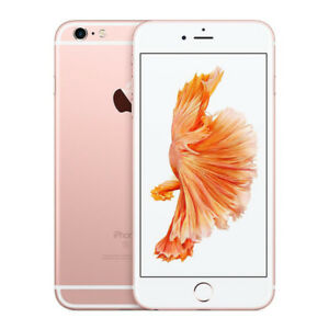 FOR SALE - IPHONE 6S 32GB  (Rose Gold)