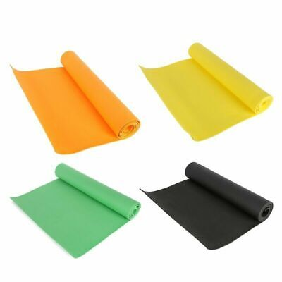 4mm Yoga Mat Non-Slip Pilates Pad Fitness Gym Exercise Sport Home Workout Campin 2