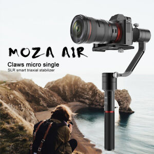 NEW: MOZA Air 3 Axis Handheld Gimbal Stabilizer with Dual