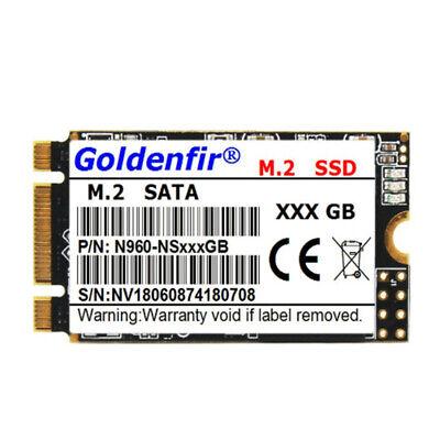 Goldenfir 960GB M.2 2242 Internal SSD  SATA III 6Gb/s Solid State Drive NGFF