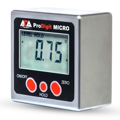 ADA INSTRUMENTS PRO DIGIT MICRO DIGITAL ANGLE METER A00335