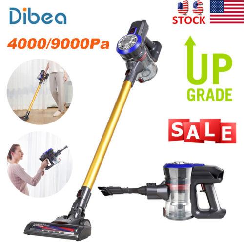Dibea D18 2-in-1 Cordless Handheld Stick Vacuum Cleaner 9KPa