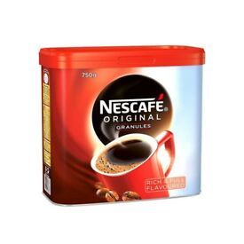 Nescafe Original Coffee Tins 750g