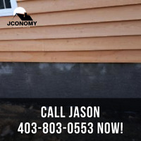 Stucco and Foundation Repairs - Jconomy Stucco Repair in Calgary