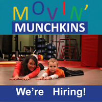 Movin' Munchkins Play-Fit Coach