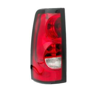 2004-2006 Chevrolet Pickup Chevy Silverado Classic Driver Side Tail Light Lens And Housing - NSF Certified ®
