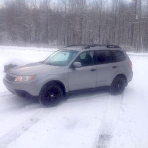 2010 Subaru Forester VUS