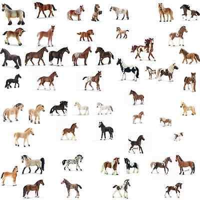 SCHLEICH chevaux famille animaux à recueillir poney Nouveautés 2015 ...