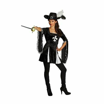 Damen Kostüm zu Karneval Fasching (Musketiere Kostüme)