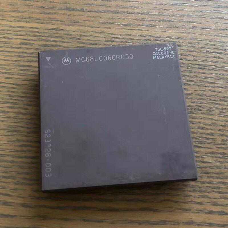 Motorola 68060 68LC060 MC68LC060RC50 75G59Y Vintage MPU x 1pc