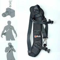 FOCUS/Canon+Nikon Quick Rapid Shoulder Sling Belt Neck Strap PRO